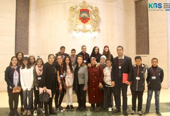 Students the Parliament. (7)